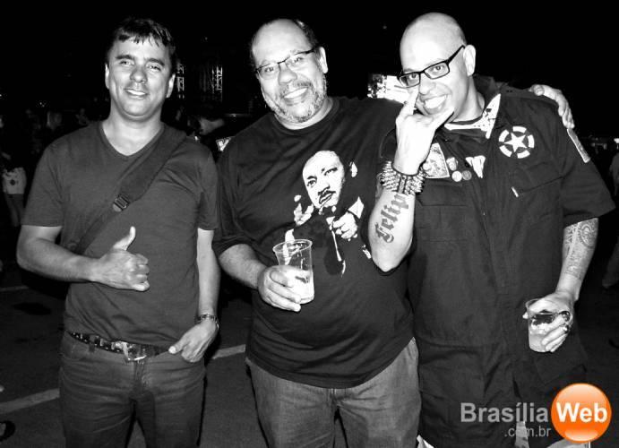 Show do Kiss em Brasília - Alexandre Podrão do Detrito Federal