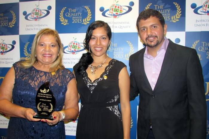 Prêmio The Quality Award Brazil 2015