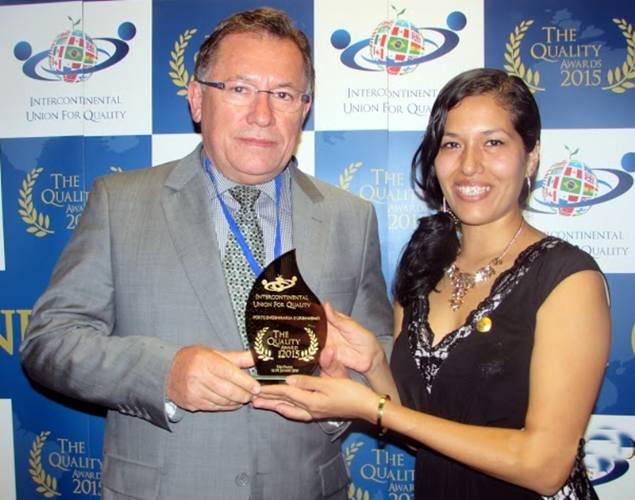 Prêmio The Quality Award Brazil 2015