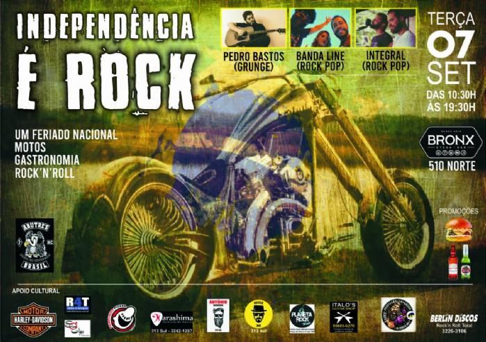 Independência ou Rock! Festival de Rock