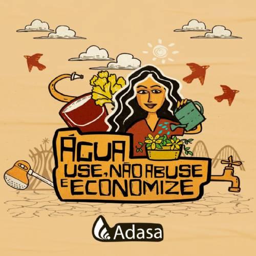 Adasa lança campanha de conscientização no ritmo do cordel>