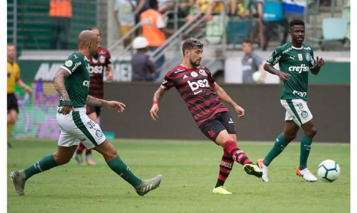 CBF divulga tabela da Série A com Flamengo e Palmeiras na primeira rodada