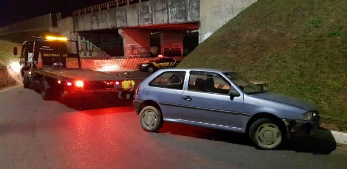 Detran-DF localiza veículo de condutor que fugiu após atropelar motociclista>