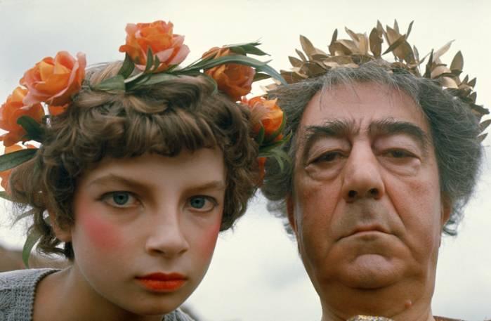 Mostra Fellini, Il Maestro no CCBB