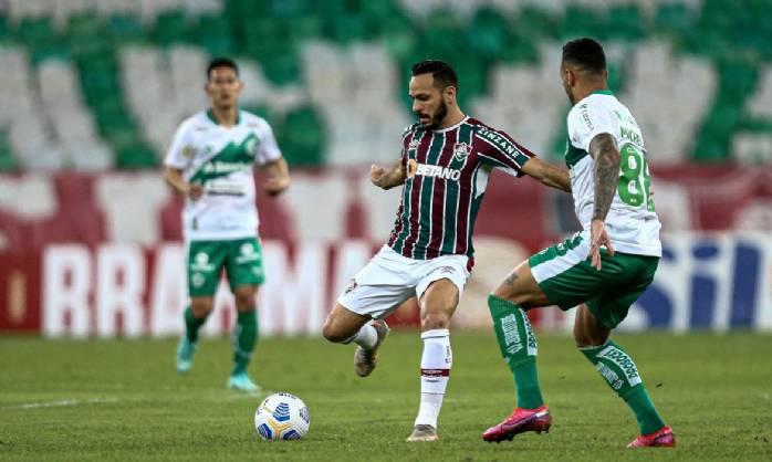 Fluminense empata em 1 a 1 com o Juventude no Maracanã