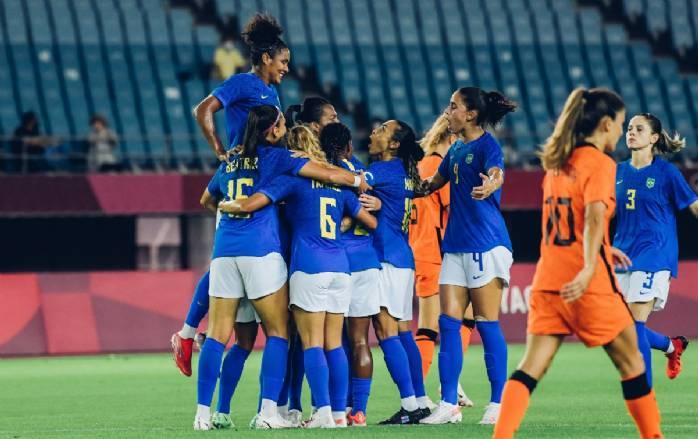 Os times mais vencedores do futebol feminino brasileiro>