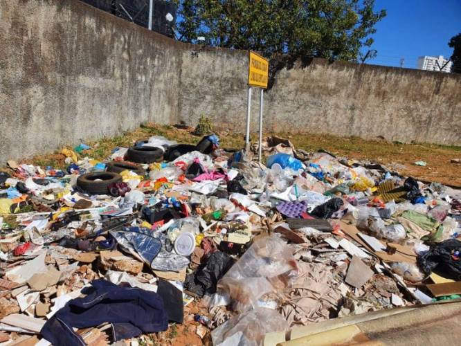 GDF Presente desativa cinco lixões irregulares em Taguatinga