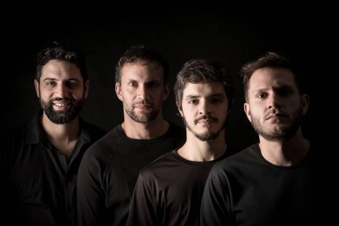 A premiada banda Gypsy Jazz Club lança álbum no próximo sábado