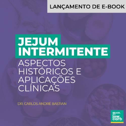 Médico lança E-book sobre jejum intermitente