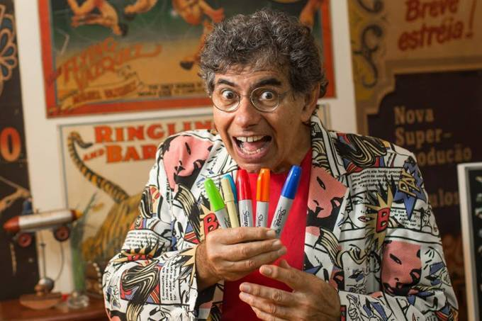 Morre o desenhista Daniel Azulay, vítima de coronavírus>