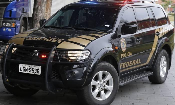 PF faz operação contra tráfico de armas em oito estados