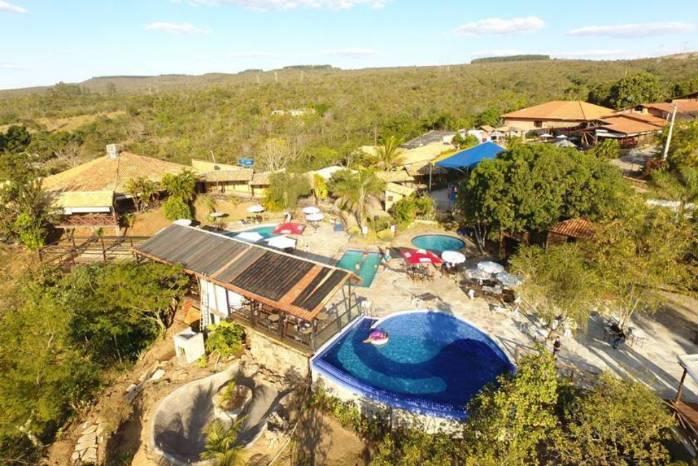 Réveillon do Hotel Fazenda Vila Velluti
