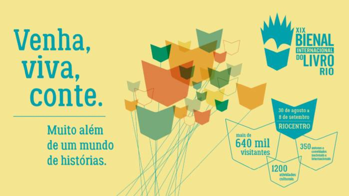 Bienal do Livro Rio confirma presença de Henrik Fexeus, o maior mentalista do mundo