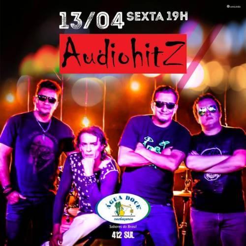Banda AudioHitz na Água Doce