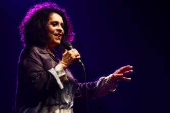 Ela disse-me assim, espetáculo em que Gal Costa canta Lupicínio Rodrigues