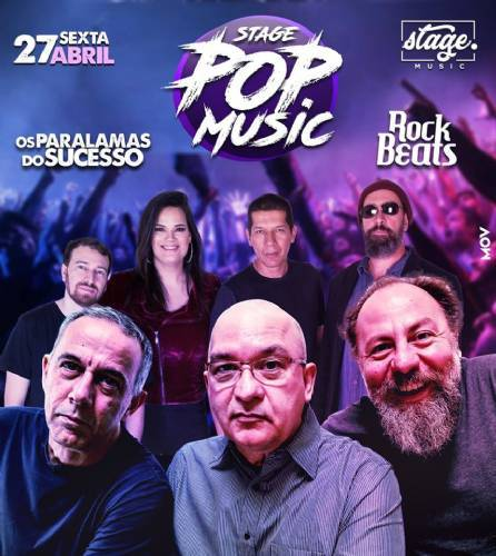 Paralamas do Sucesso e banda Rock Beats