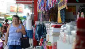 Prejuízo do comércio com portas fechadas pode ultrapassar R$ 300 milhões no ES
