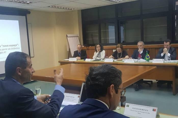 Brasil e Portugal discutem cooperação em novas indústrias para o espaço
