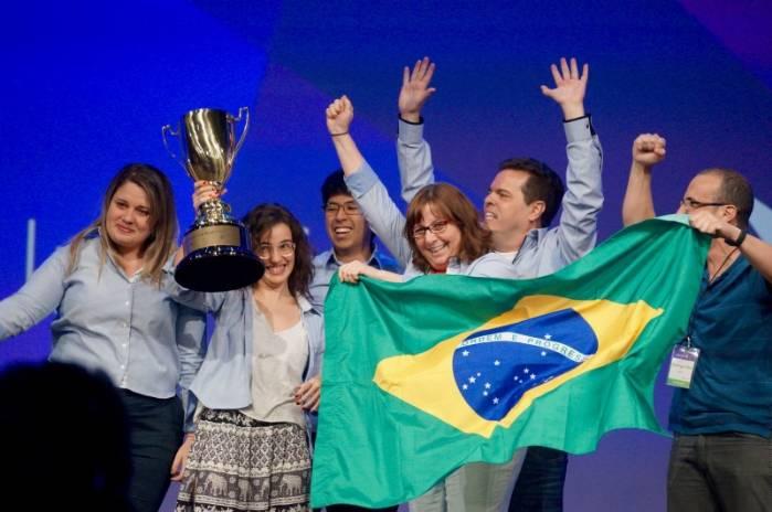 Brasileiros vencem concurso mundial da Microsoft
