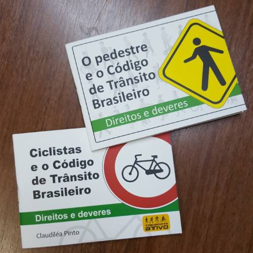 Detran-DF prioriza educação de pedestres e ciclistas