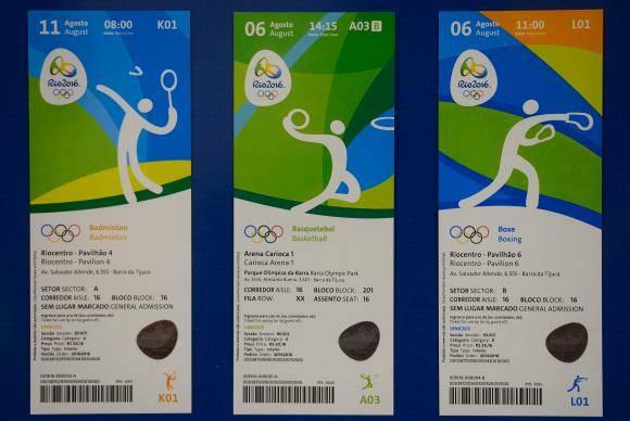 Comitê libera venda de 100 mil ingressos da Rio 2016 na quinta-feira