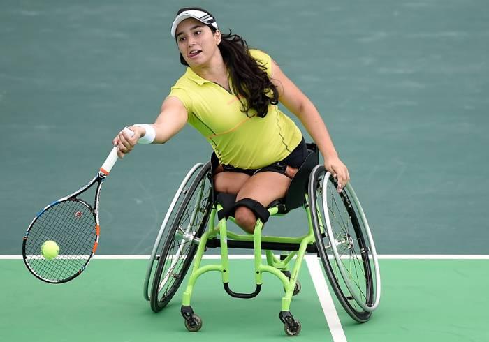 Atletas paralímpicos desembarcam em Brasília para desafio de tênis de mesa e palestras