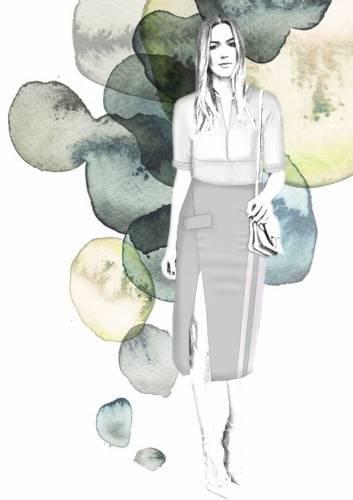 Desfile de Novos Talentos do curso de Design de Moda do IESB