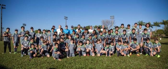 Fundação Real Madrid anuncia ação social para crianças e adolescentes carentes de Brasília