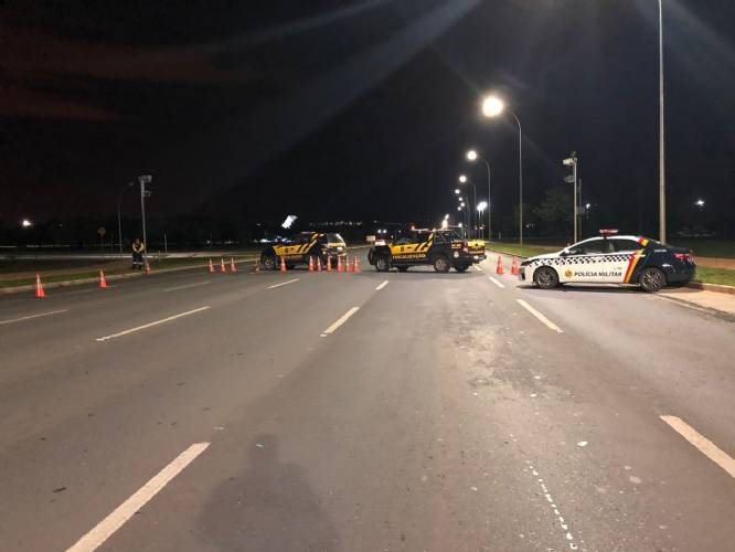 Operação Lei Seca flagra 70 condutores alcoolizados