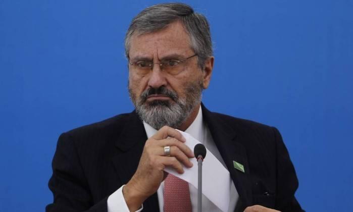 Ministro da Justiça confirma críticas à segurança do estado do Rio