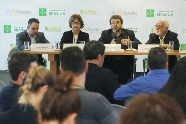 Pesquisa de percepção dos moradores reforça debate sobre a Luos