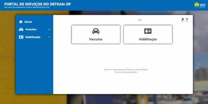 Detran-DF lança Portal de Serviços para o cidadão