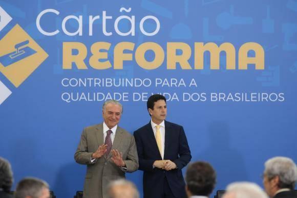 Decreto detalha os valores que serão pagos aos beneficiários do Cartão Reforma