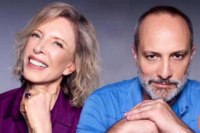 Constelação, com Marília Gabriela e Sergio Mastropasqua