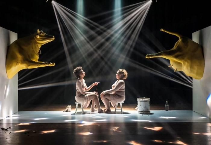 Espetáculo, Copo de Leite, da Cia (Ex) Ordinária de Teatro