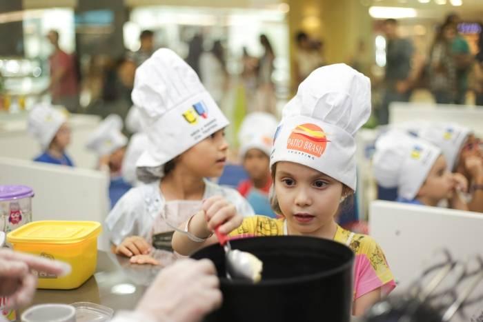 Programação infantil do Pátio em outubro