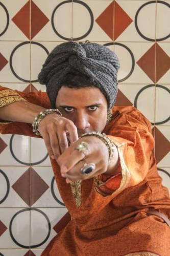 Sinbad traz muitas aventuras a shopping da Asa Norte neste final de semana