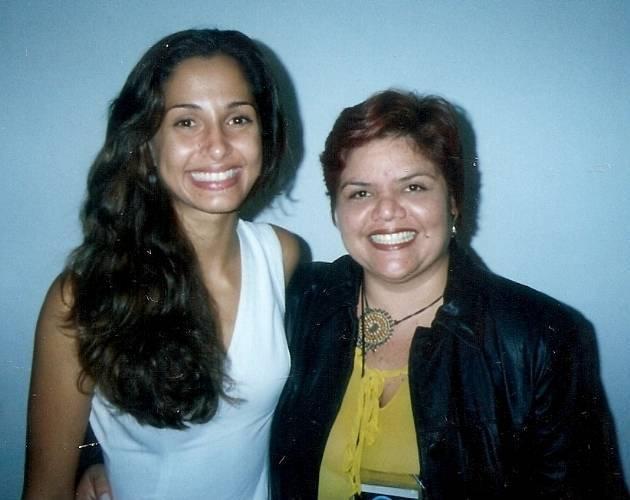 Camila Pitanga em Arlequim – Servidor de Dois Patrões