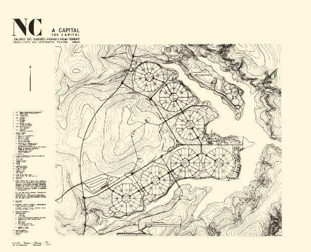 Projetos para construção de Brasília não aprovados