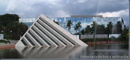 Lista das Embaixadas em Brasília