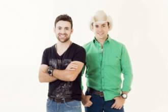Roni e Ricardo se apresenta da Bamboa neste sábado (05)