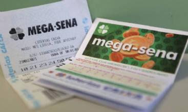 Mega-Sena acumula e pagará R$ 7 milhões no sábado