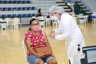 Uberlândia ultrapassa 200 mil vacinados com ao menos a primeira dose