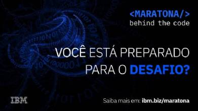 IBM - Maratona Behind the Code