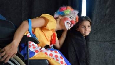 Acessibilidade no Parque - espetáculo para estudantes com deficiências