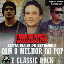 Banda AudiohitZ no UK Music Hall
