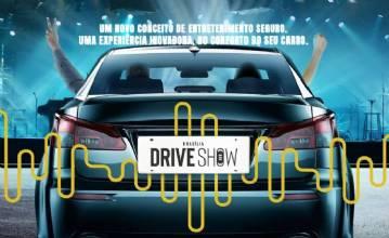 Brasília Drive-Show já está com seus ingressos à venda