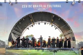 Brasília Iluminada segue até o dia 17 de janeiro