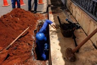Caesb vai substituir ramais de água em todo o DF
