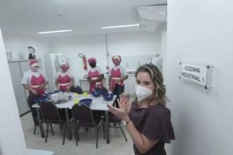 Casa da Mulher Brasileira de Ceilândia investe na capacitação